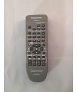 PANASONIC VCR REMOTE CONTROL N2QAHB000010 for AG-1340 AG-1340P AG-2570 A... - $13.95
