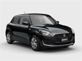 for SUZUKI Swift SEAT COVERS Jacquard and leatherette  - $173.25