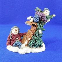 The Snow Dooodes Ally & Oops NO BRAKES - Boyds Bears Collection #36520 -... - $12.49