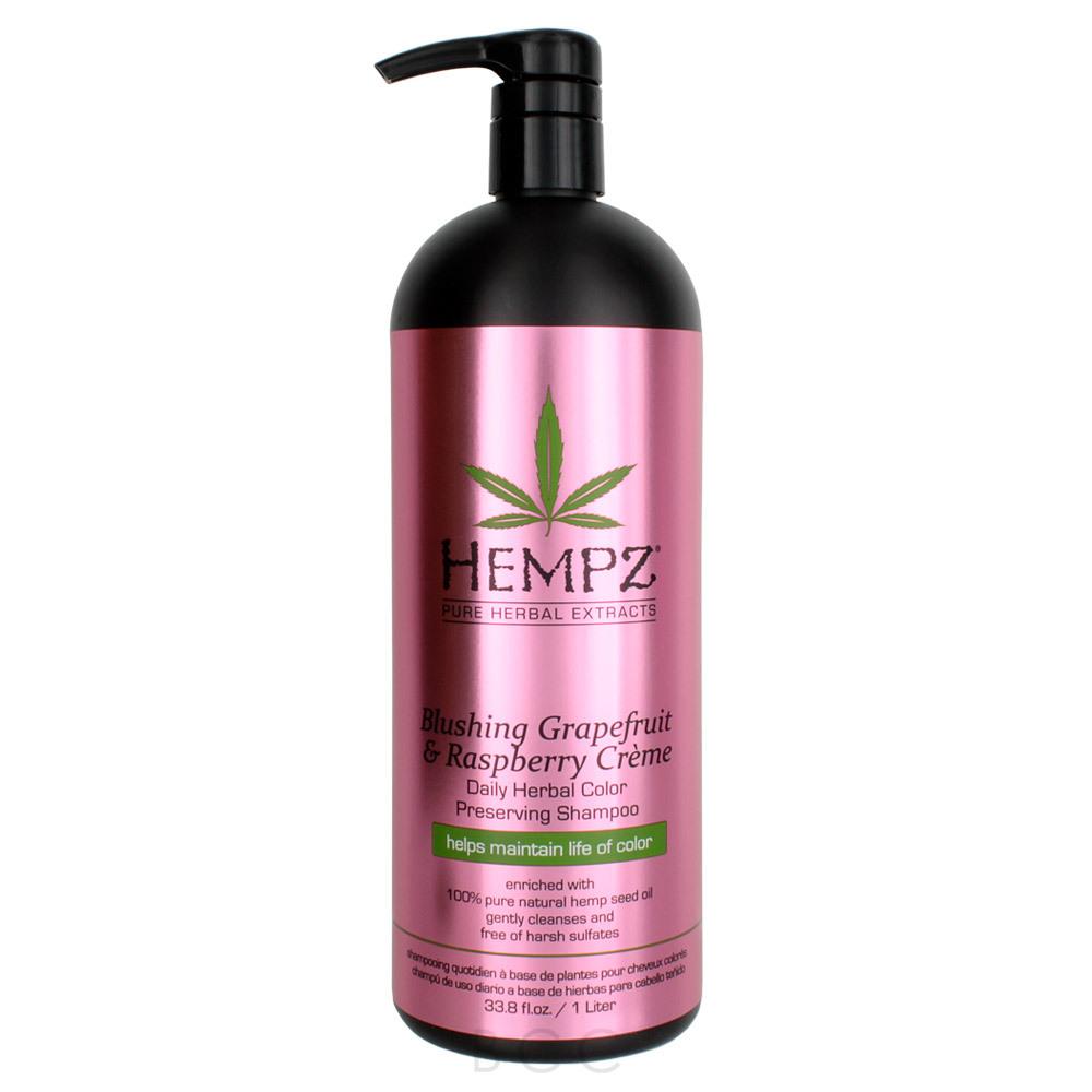 Hempz Grapefruit & Raspberry Creme Color Preserving Conditioner 33.8oz