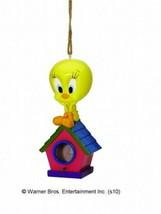 Looney Tunes Tweety Bird Character Image Resin Birdhouse LICENSED NEW UN... - $29.02