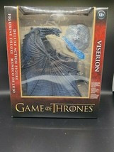 "7"" Viserion Snow Dragon Game of Thrones with Stand McFarlane Toys and HBO - $17.81"