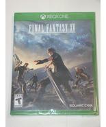 XBOX ONE - FINAL FANTASY XV (New) - $42.00