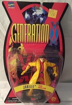 ToyBiz Marvel Comics Generation X JUBILEE Plasma Hurling Action 1995 NIP - $14.01