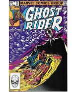 Ghost Rider Comic Book #74 Marvel Comics 1982 NEAR MINT NEW UNREAD - $6.89