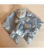 "Bearington Bear Collection Security Blanket Lovey Plush Blue Soft 18"" - $13.95"