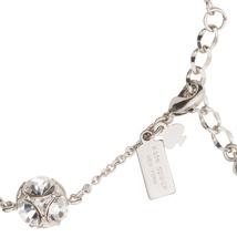 Kate Spade Lady Marmalade Chain Link Bracelet, Silver image 2