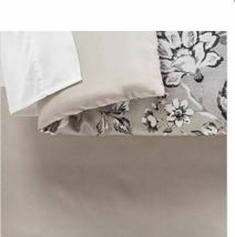 SEALED/ NEW  Queen Leah Floral 8pc Bed Set Neutral  image 4