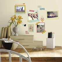 RoomMates RMK2859SCS BFF Frames Peel and Stick Wall Decals - $10.77