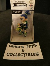 "World of Nintendo 2.5"" action figure Inkling Boy with accessory Jakks Pa... - $28.49"