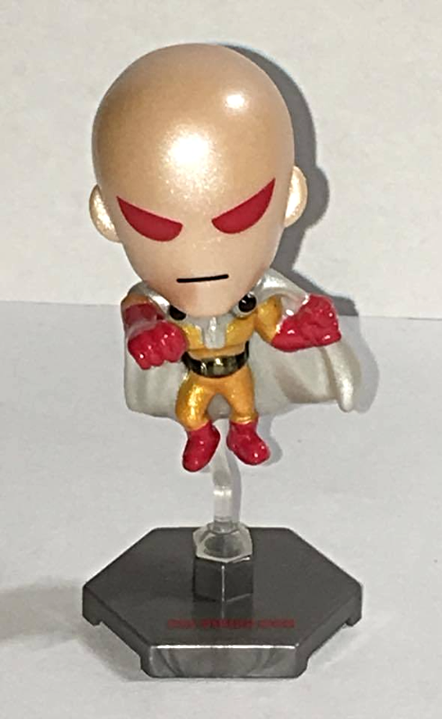 Primary image for ONE PUNCH MAN - ORIGINAL MINIS Series 01 - Saitama (Chase Design)