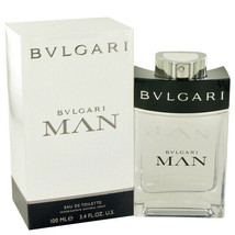 Bvlgari Man by Bvlgari 3.4 oz / 100 ml EDT Spray for Men - $50.49