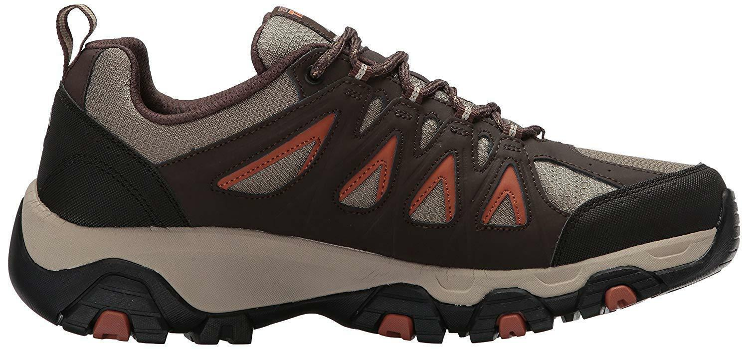 Skechers Men's Terrabite Oxford Trail Walking Hiking Shoe image 7