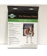 PetSafe Pet/Dog/Cat Screen Door Small 1-15  1-30 lb Easy Install NEW in package - $18.80