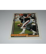 """CLEVELAND BROWNS TRADING CARD..."""" 1992 KEVIN MACK #160 """"  TOPPS - $3.95"""