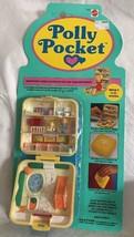 Vintage POLLY POCKET Midge's Play School NEW & SEALED MOC 1989 Yellow Co... - $179.99