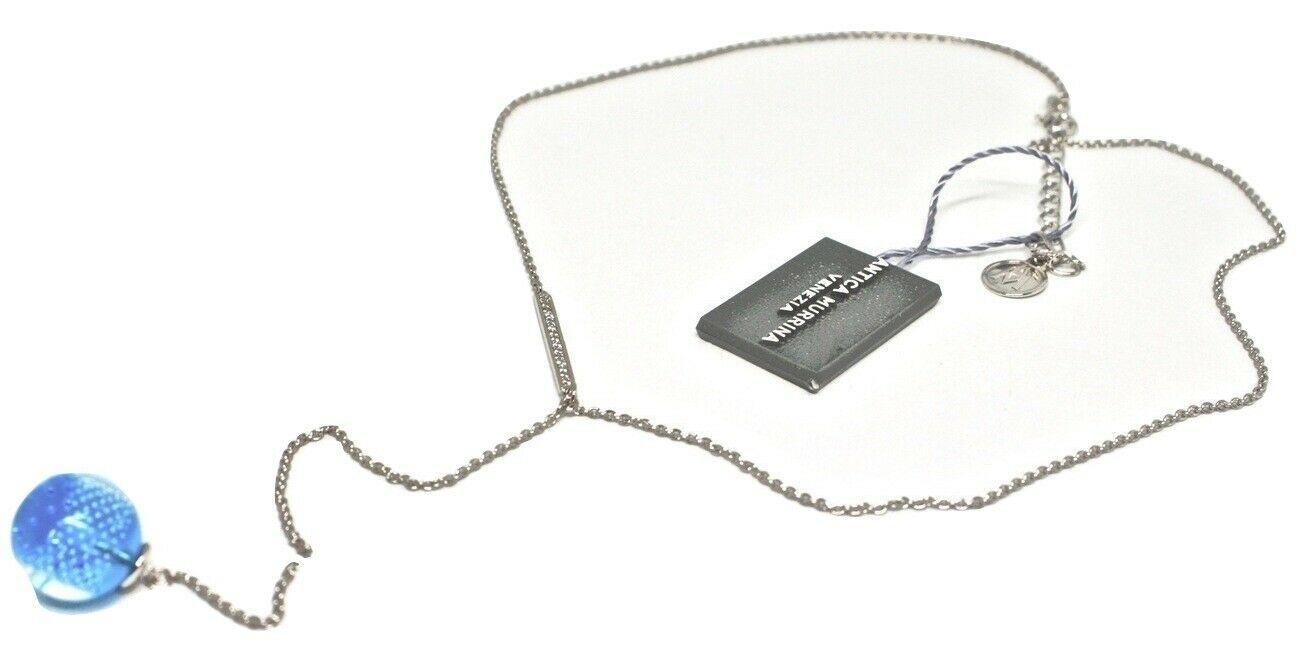 Necklace Antica Murrina Venezia Silver 925 with Murano Glass