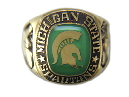 Michigan State University Ring by Balfour - $2.240,20 MXN