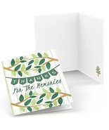 Family Tree Reunion - Family Gathering Party Thank You Cards 8 Count - $10.15