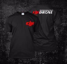 Men Short Sleeve Professional Drone Pilot T-Shirt - $26.15+