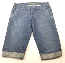 American Eagle Womens Jeans Shorts Size 8 - $10.74