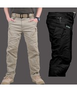 Urban Tactical Pants Men Military Army Combat Assault SWAT Training Army Trouser