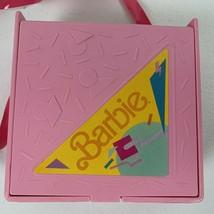 Vintage Barbie Secret Vanity Mirror Folding Purse Mattel 1988 Accessorie... - $24.99