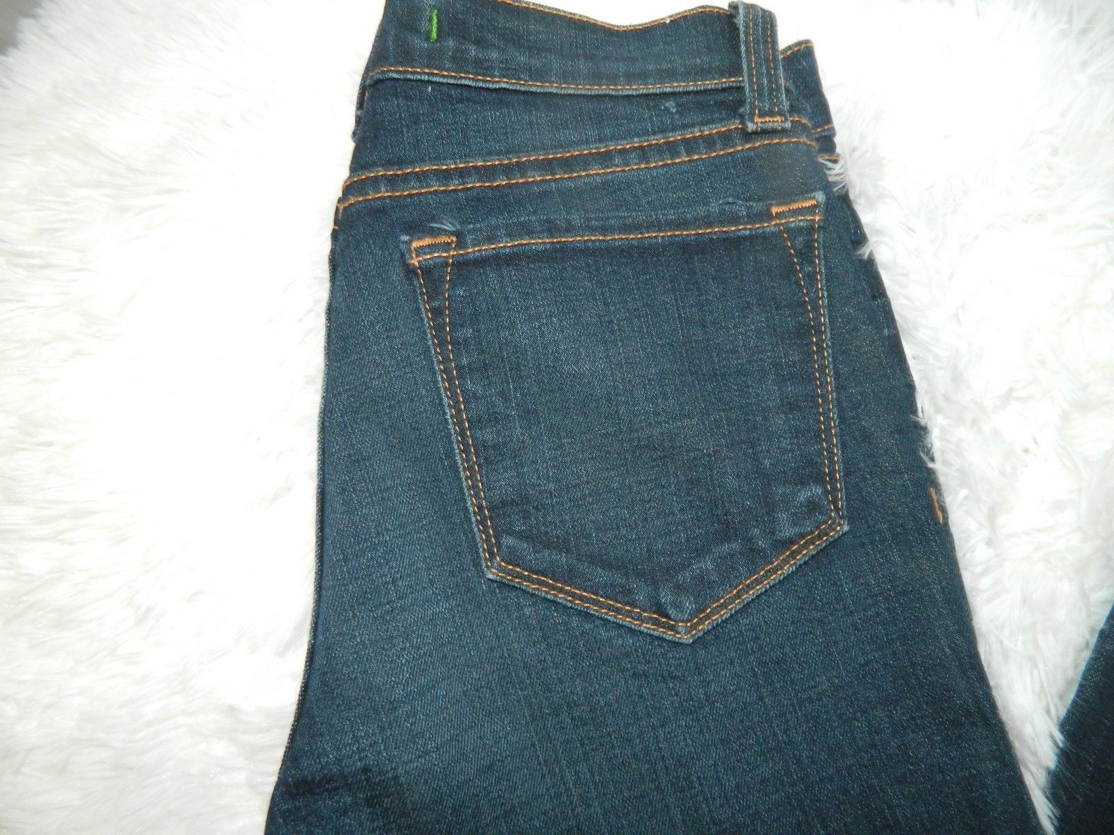 J Brand Jeans Straight Leg Jeans  Dark Wash Style #805 Size 25 image 6