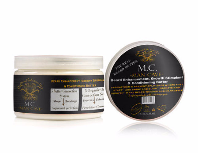 Man Cave Hair Products : Man cave beard butter other hair care styling