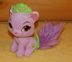 "Disney Princess & Frog Tiana Palace Pet Lavender Kitty Plush 6"" LILY - $6.49"