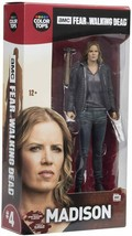 "McFarlane Toys Fear The Walking Dead TV Madison Clark 7"" Collectible Act... - $10.69"
