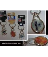 Team Sports Key Rings Lot of 3 Rockets Texans Cowboys Texas Football Bas... - $10.99