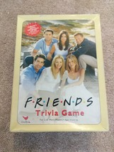 Friends Trivia Game TV Show Friends 2002 by Cardinal in Box - $30.69