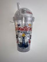 Disney Epcot Farewell Illuminations Reflections Of Earth 2019 Light Up Tumbler - $21.03