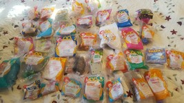 Lot of 35 McDonalds Happy Meal Toys~ Barbie & More - $19.79