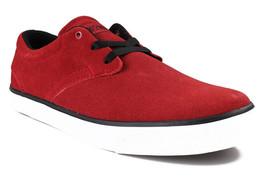 Fallen Footwear Fal-Spirit Blood Red Jamie Thomas Low Top Skate Shoes image 1