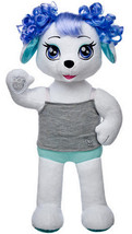 Build a Bear Honey Girls Stella Doll 18in. Stuffed Plush White Poodle HG... - $89.95