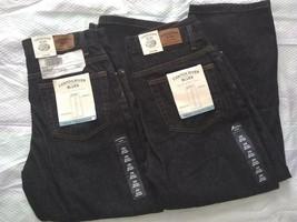 2 Pair Canyon River 1987 Blues Boys Classic Fit Jeans Size 29 Boys Husky... - $28.49