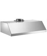 Bertazzoni KU36PRO1XV Professional Series 36 Inch Under-Cabinet Canopy Hood - $593.95