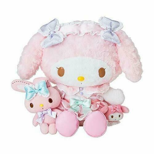 Sanrio My Melody Omekashi Dress Up Style DX Big Large Plush doll 2014 - $281.04