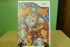 Ringling Bros. and Barnum & Bailey: Circus (Nintendo Wii, 2009) NM Condi... - $9.89
