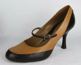Nine West Parlor women's Mary Jane shoes leather upper size 7.5 M - $22.89