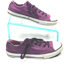 Converse All Star Women's Size 5 Purple Glider Double Tongue Low Top Sne... - $25.16