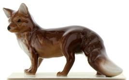 Hagen Renaker Wildlife Fox Mama Ceramic Figurine image 1