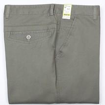 Men's summer Pants 2018 Comfortable Thin Section Cotton Men Trousers Straight Zi - $36.72