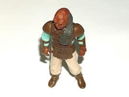 Vintage 1983 Kenner Original Star Wars Weequay Mini Figurine Jouet Lfl H... - $9.39