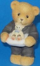 "Cherished Teddies Ring Bearer ""I've Got the Most Important Job!"" Figurin... - $6.92"