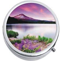 Purple Mountains Medicine Vitamin Compact Pill Box - $9.78