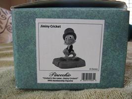 "Walt Disney Classics Collection ""Jiminy Cricket"" Figurine Xlt Condition - $125.00"