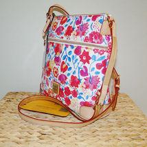 Dooney & Bourke Marabelle Floral Crossbody NWT image 3